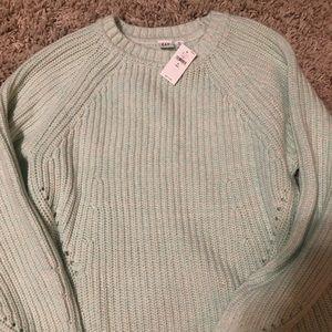 Gap NWT XL Tall women's sweater